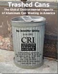 Cover of Trashed Cans
